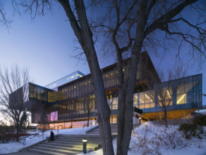 The Remai Modern art museum (Saskatoon, Sask.) by KPMB Architects and Architecture49, has won a 2020 Governor General's Medal in Architecture from the Royal Architectural Institute of Canada and the Canada Council for the Arts. Photo courtesy Nic Lehoux