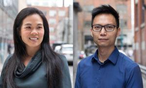 Diamond Schmitt Architects appoint Sybil Wa and Nigel Tai as principals. Photo courtesy Diamond Schmitt