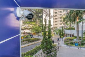 A flexible system open to expansion is important for an integrated smart city as more cameras will likely be connected to other infrastructure like sidewalks and parking lots.