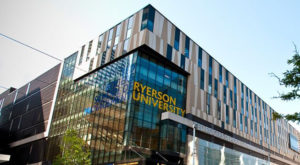 Ryerson University's Business Innovation Hub to help businesses with innovative solutions during the COVID-19 pandemic. Photo courtesy Ryerson Business Innovation Hub Facebook