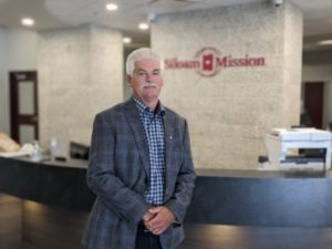 Jim Bell, CEO, Siloam Mission, Winnipeg. Photo courtesy Siloam Mission