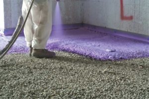 Spray foam's ability to act as an insulation, air barrier, vapour barrier, water barrier, drainage plane, weather barrier, and radon barrier showcases its versatility.
