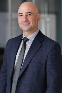 Aercoustics Engineering has promoted Anthony Roppa to principal. Photo courtesy Aercoustics Engineering