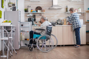 The Rick Hansen Foundation is supporting a new proposed national standard for accessible homes across Canada. Photo © BigStockPhoto.com