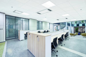 The VidaShield UV24 In-Ceiling Air Purification System helps neutralize airborne pathogens using UV-C ultraviolet (UV) air cleaning technology to continuously reduce levels of viruses, bacteria, and fungi.