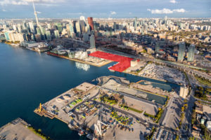 Waterfront Toronto has launched an international competition to procure a developer partner for the Quayside lands in the city's downtown area.