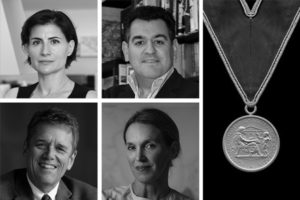 The Royal Architectural Institute of Canada (RAIC) has named Amale Andraos, Tatiana Bilbao, Mouzhan Majidi, and Thomas Vonier as Honorary Fellows.