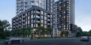 Minto Communities GTA's North Oak high-rise tower in Oakville, Ont., will feature the developer's first multi-residential geoxchange energy system.