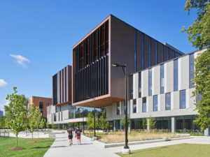 The Maanjiwe nendamowinan building at the University of Toronto Mississauga (UTM) campus has earned a Citation Award from the American Institute of Architects (AIA), Canada Society chapter. Photo courtesy Perkins&Will