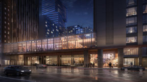 The restored Park Hyatt Toronto will open in September. The reimagined hotel will debut with new interiors from Studio Munge, luxury guestrooms, and immersive food and beverage concepts. Photo courtesy CNW Group/Park Hyatt Toronto